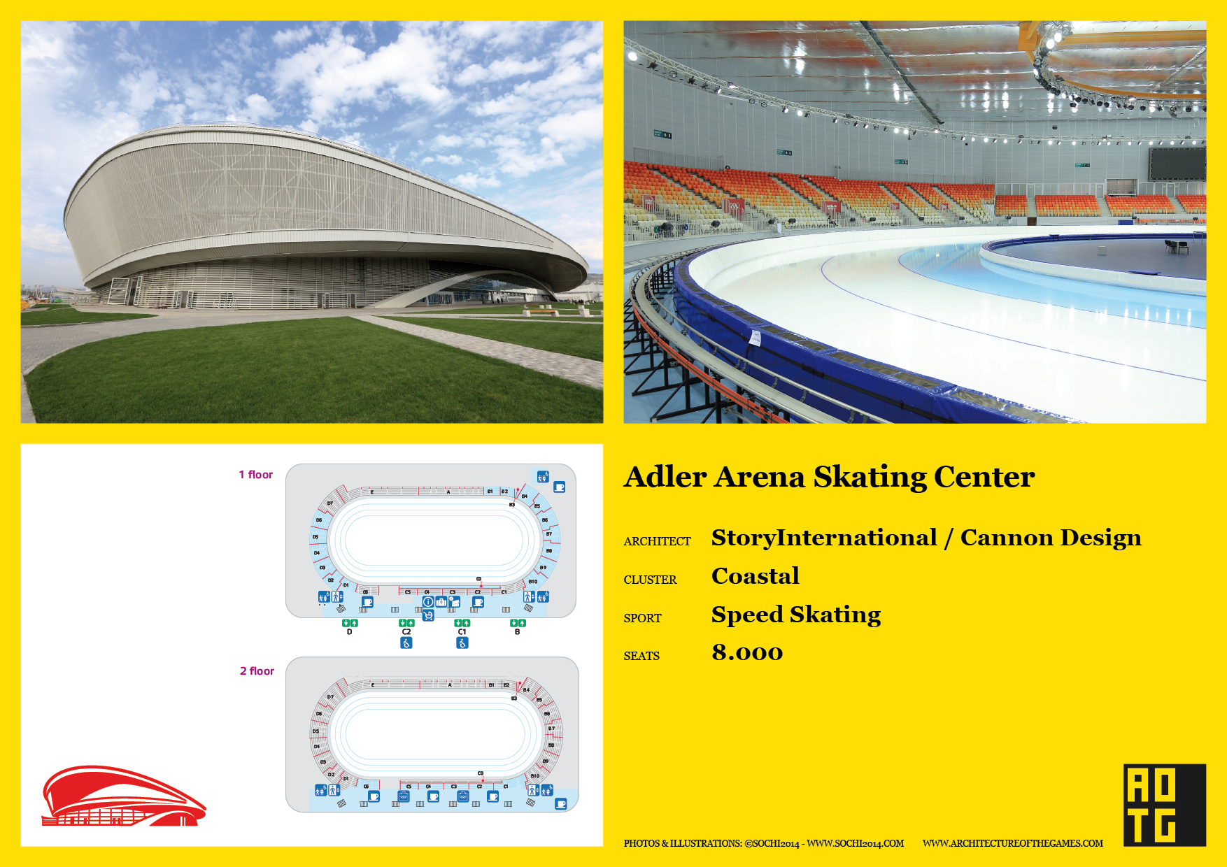 Adler Arena Skating Center