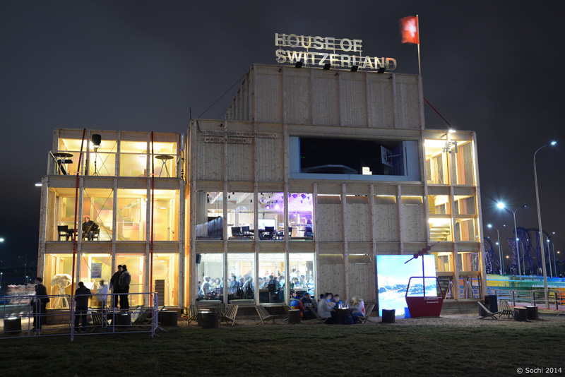hospitality house sochi switserland 1