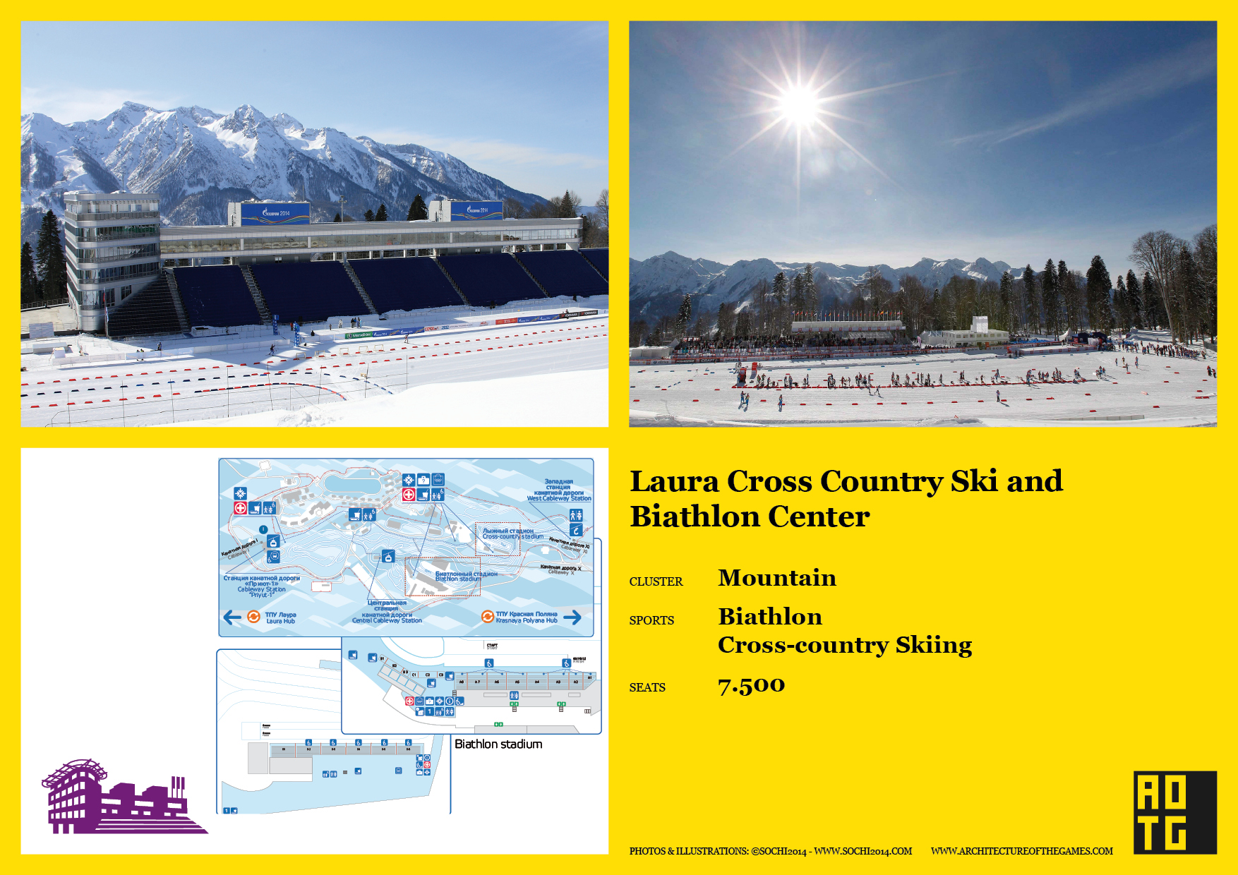 Laura Cross Country Ski and Biathlon Center