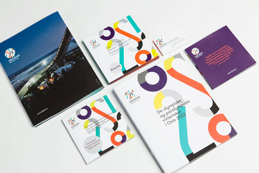 Oslo 2022 visual identity Snohetta 02