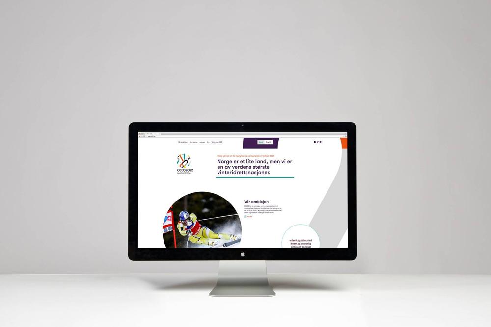 Oslo 2022 visual identity Snohetta 05