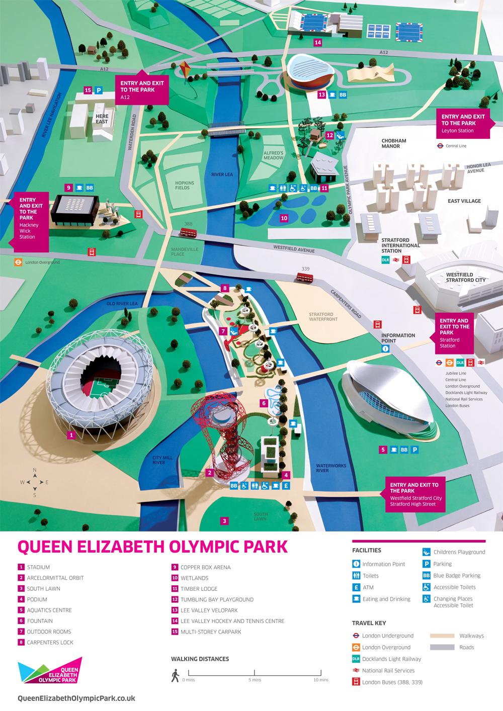 park map qeop april 2014