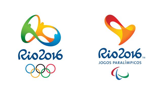 Rio 2016 logos