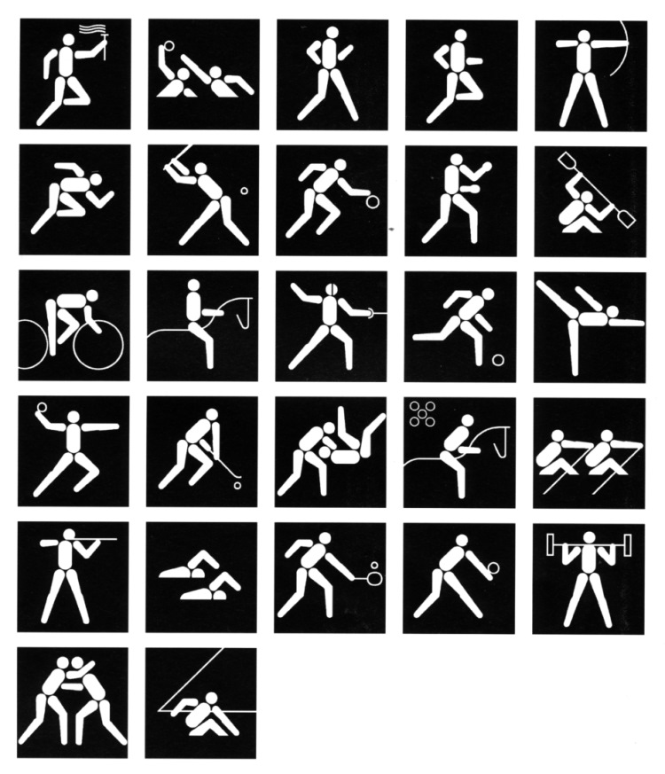 1980 pictograms moscow 1