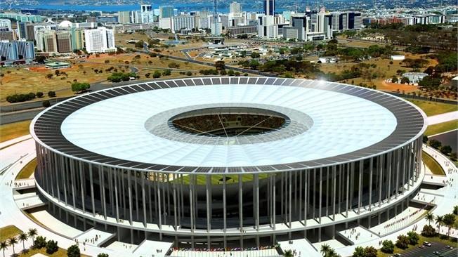 Estadio Nacional de Brasilia