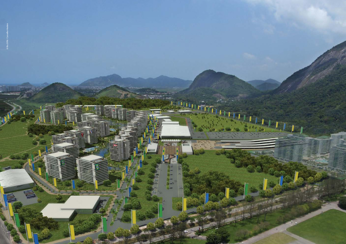 rio 2016  olympic and paralympic village  u2013 architecture of