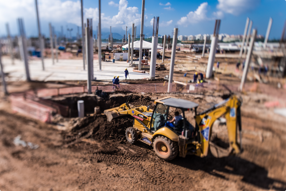 Rio 2016 Construction Barra Olympic Park (2)