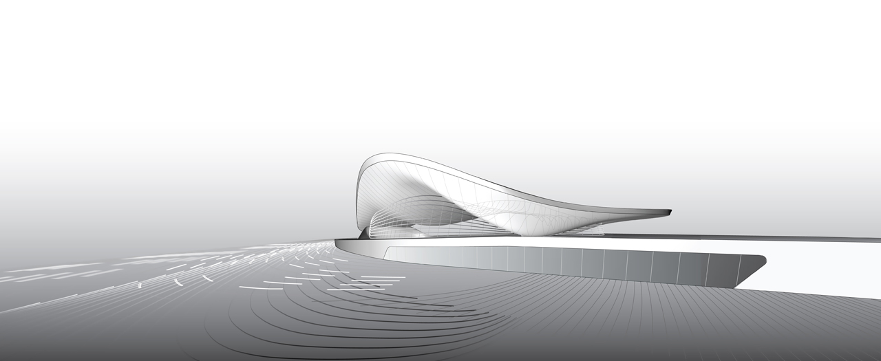 Image Courtesy of Zaha Hadid Architects