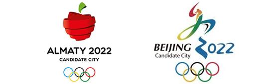 2022 almaty beijing candidate city logo emblem