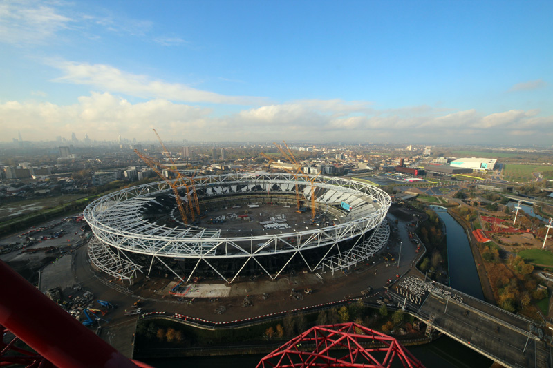 Photo: Webcam West Ham United FC / Lobster Vision