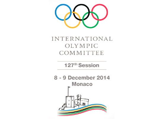 127th IOC Session Monaco 2014 Emblem