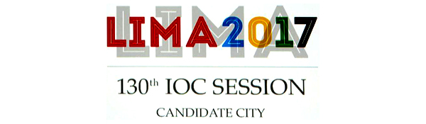Lima 2017 IOC session logo