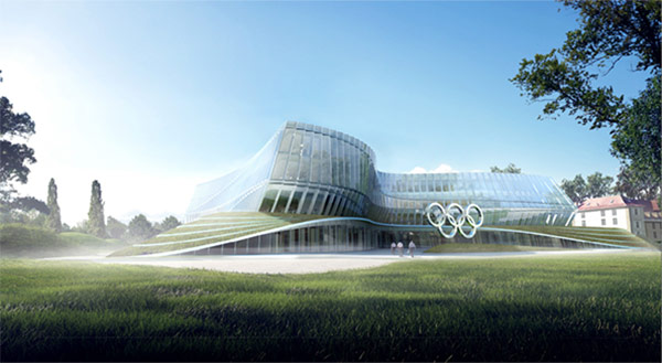 © International Olympic Committee / 3XN
