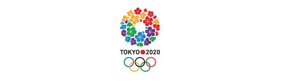 tokyo 2020 logo banner