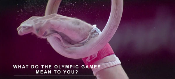 What Do The Olympic Games Mean to You