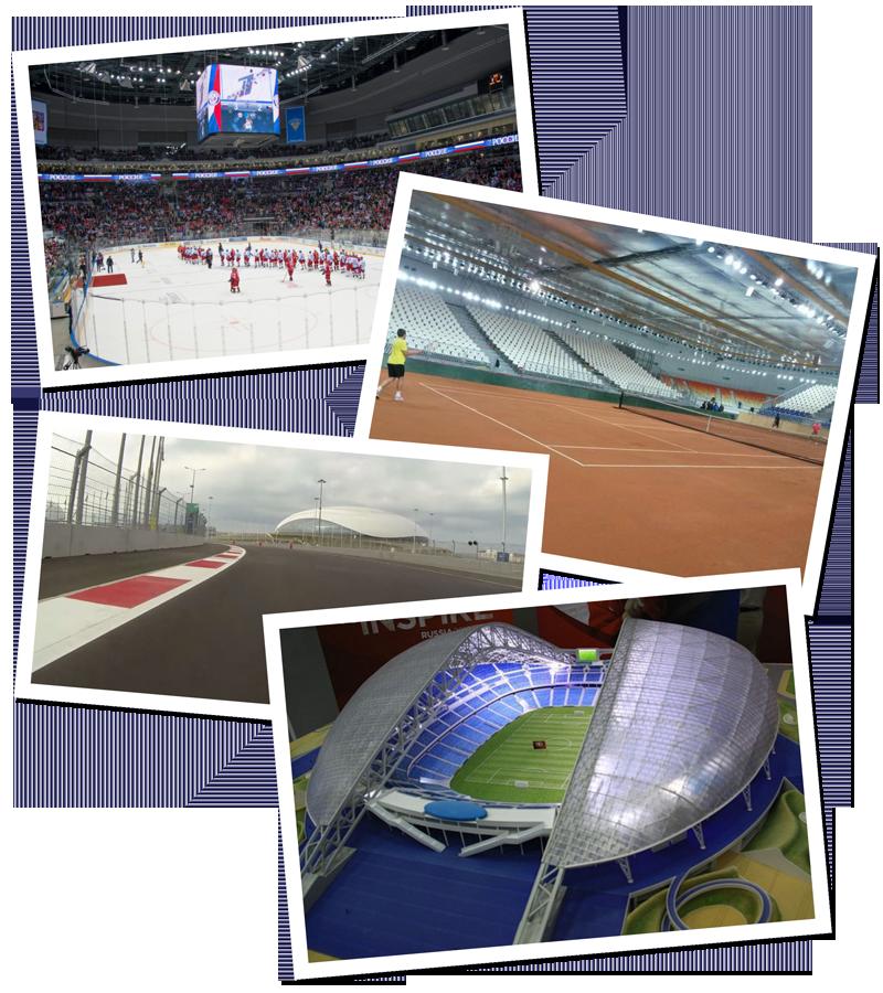 Sochi 2014 One year on montage