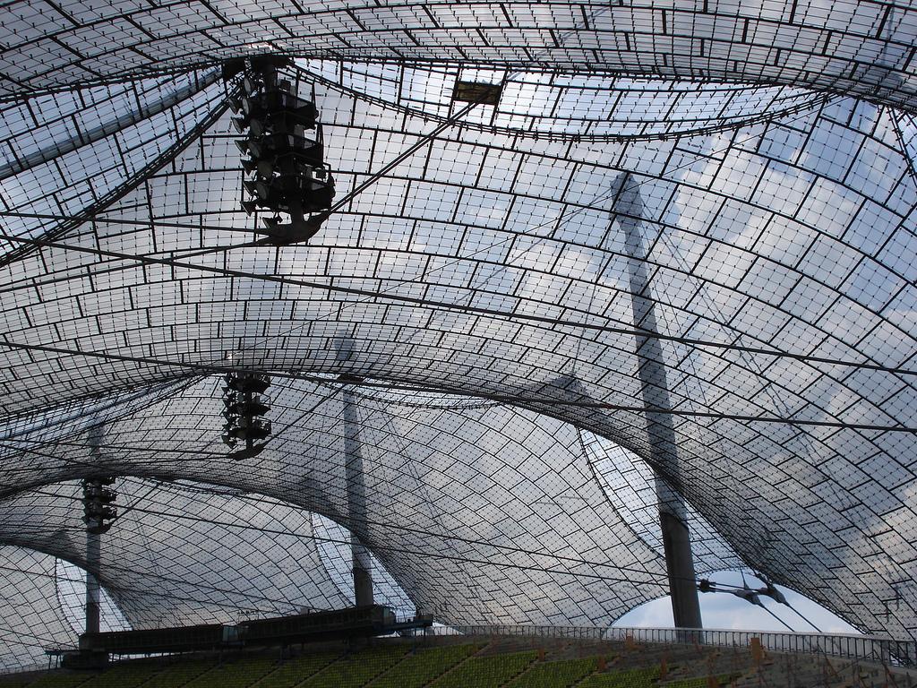 Olympic Stadium Munich - Frei Otto