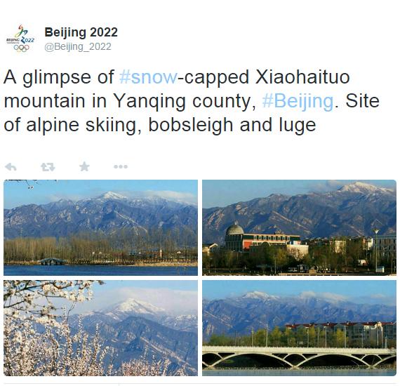 beijing 2022 tweet