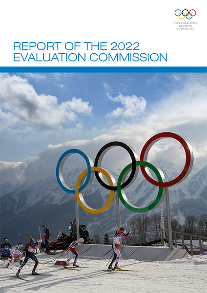 Report Of The 2022 Evaluation Commission