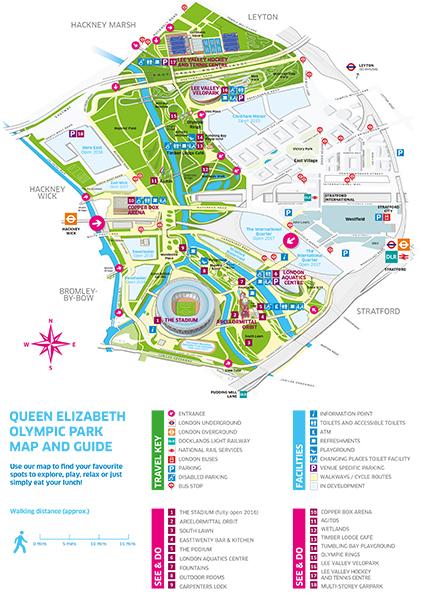 © Queen Elizabeth Olympic Park
