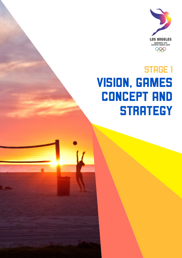 Los Angeles 2024 Candidature File Part 1