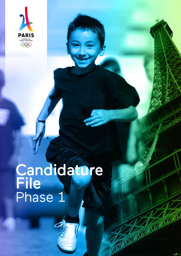 Paris 2024 Candidature File Part 1