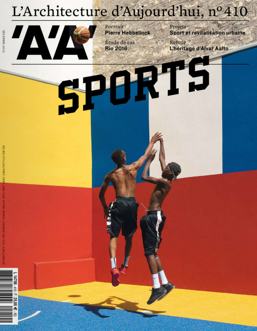 AA410 cover
