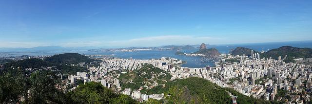 Rio de Janeiro Photo: José Fernandes Jr. on Flickr. (CC BY 2.0)