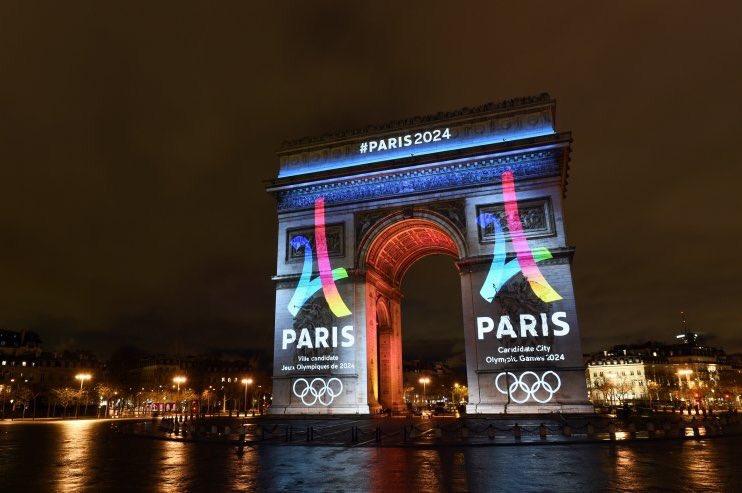 Photo: Paris2024 on Twitter