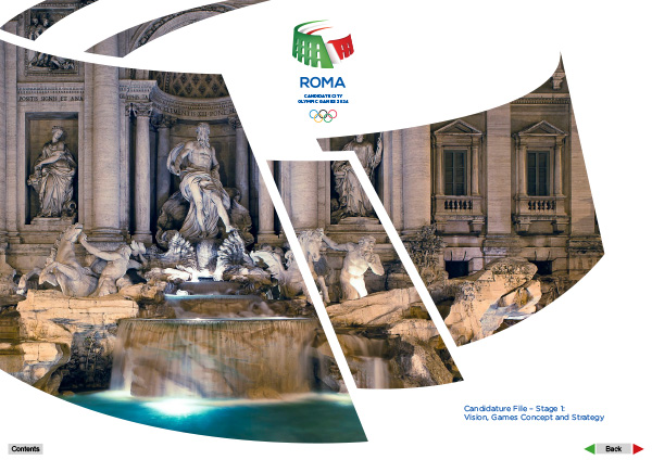 Rome 2024 Candidature File Part 1