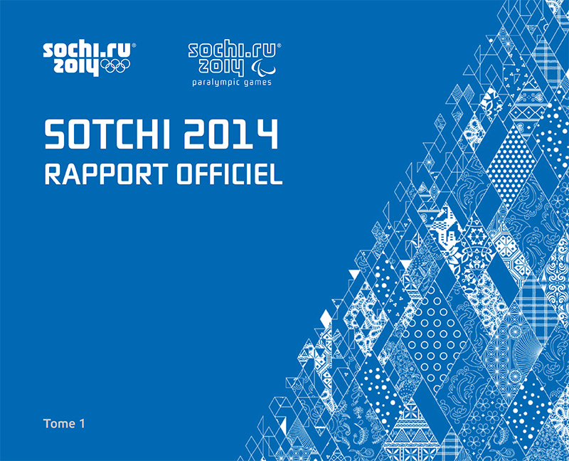 Sochi 2014 official report
