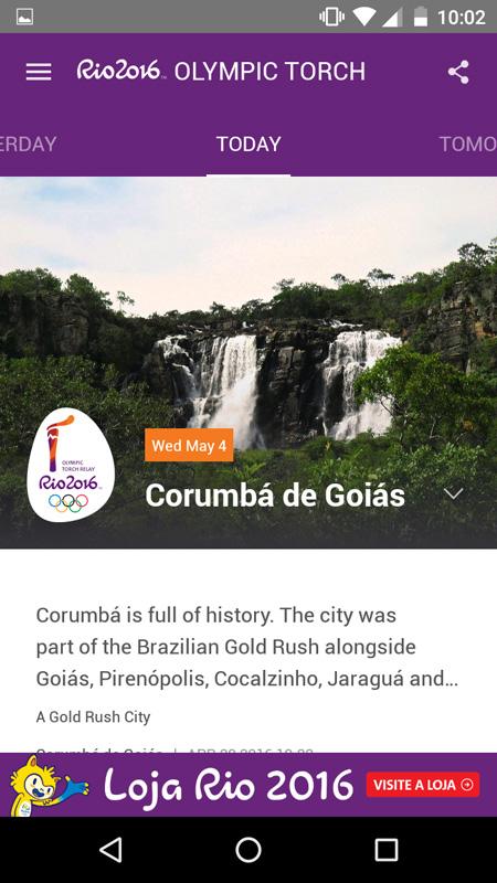 rio 2016 app may 2016 olympics 2