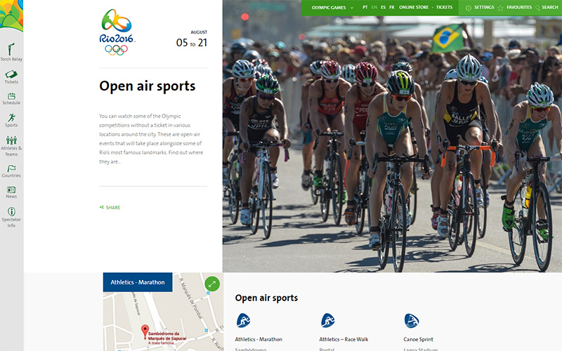 rio 2016 website may 2016 olympics 5