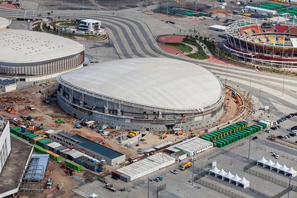 Rio 2016 Velódromo, Barra Olympic Park Photo courtesy of André Motta/brasil2016.gov.br