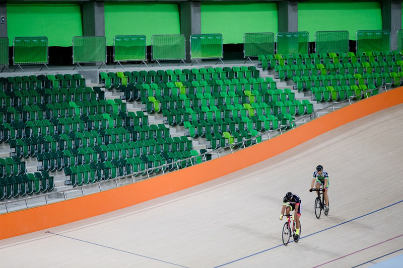 Rio 2016 Velodrome officially opened 5
