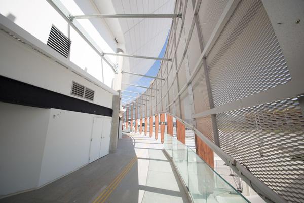 Arena Carioca 3, no Parque Olímpico da Barra. Foto: Renato Sette Câmara/Prefeitura do Rio de Janeiro