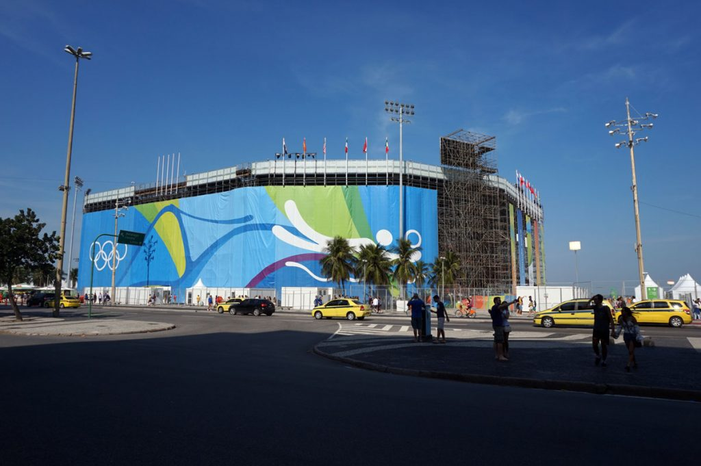 Photo: Martijn Giebels / Architecture of the Games