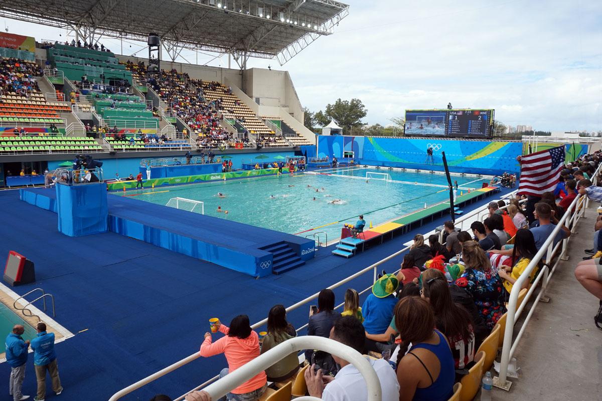 Maria Lenk Aquatics Centre - Competition Pool