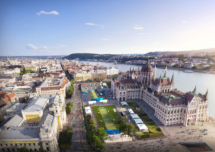 Photo courtesy of Budapest 2024