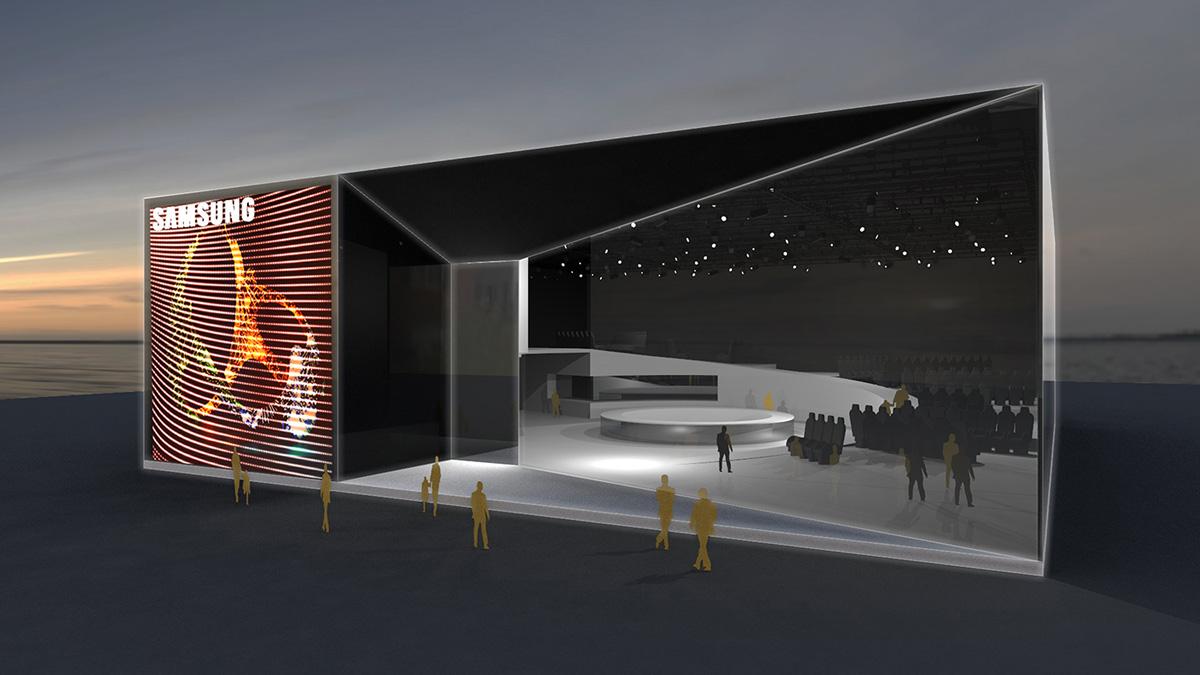 Un studio architecture of the games for Un studio architecture