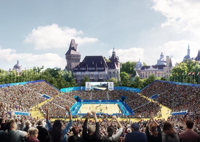 Photo courtesy of Budapest 2024