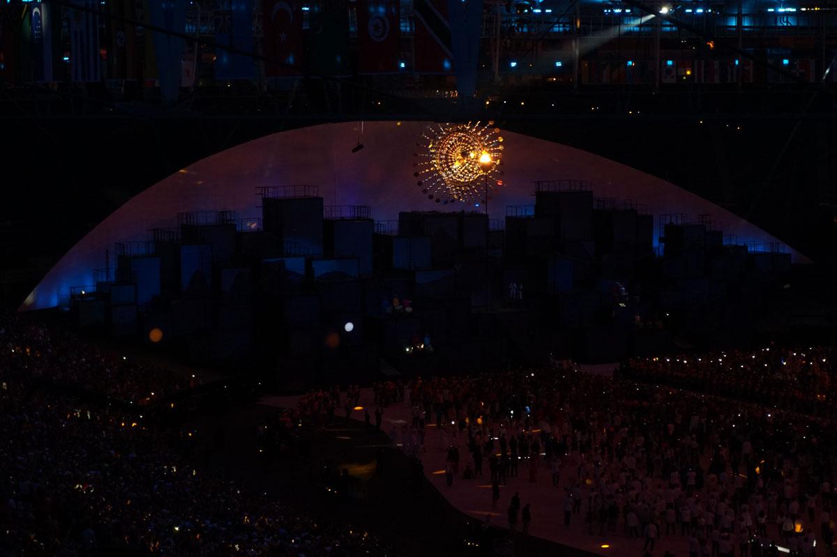 Cauldron – Architecture of the Games