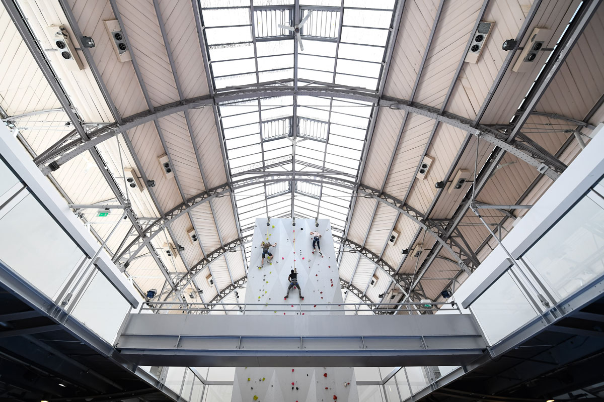 Paris 20; Organisers propose 20 new sports – Architecture of the ...