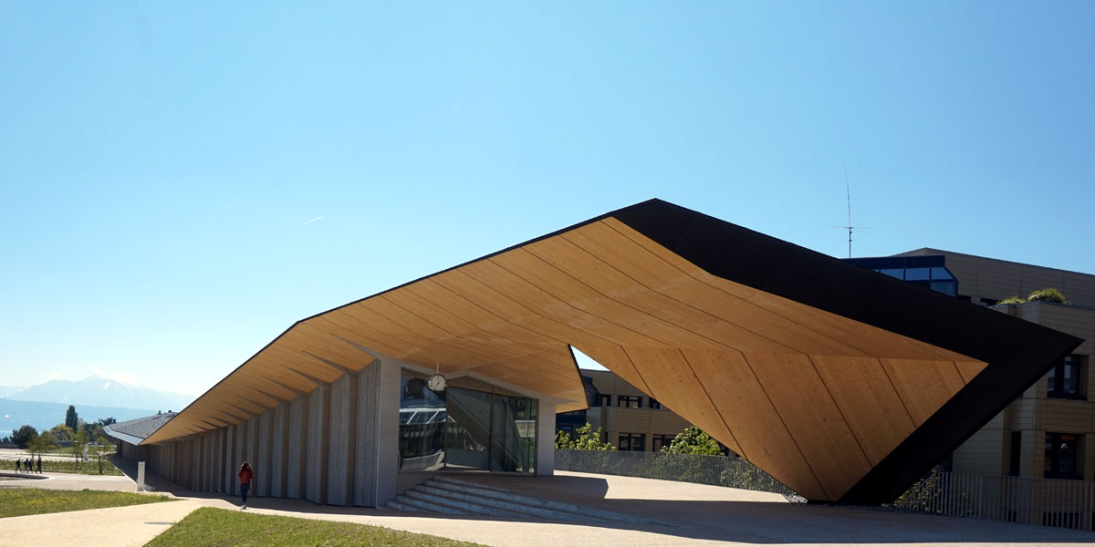 Lausanne Olympic Capital Part 10 Architecture Guide
