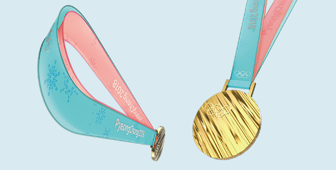 Pyeongchang 2020 Olympic Winter Games Medals By Country.Medal Design Page 2 Architecture Of The Games