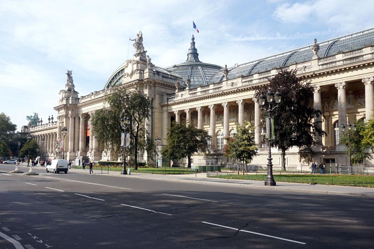 paris 2024 venue introduction grand palais architecture of the games. Black Bedroom Furniture Sets. Home Design Ideas