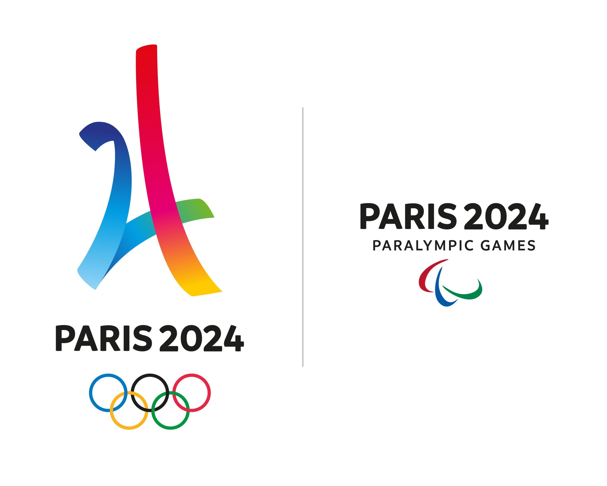 Paris 20; Updated logos – Architecture of the Games