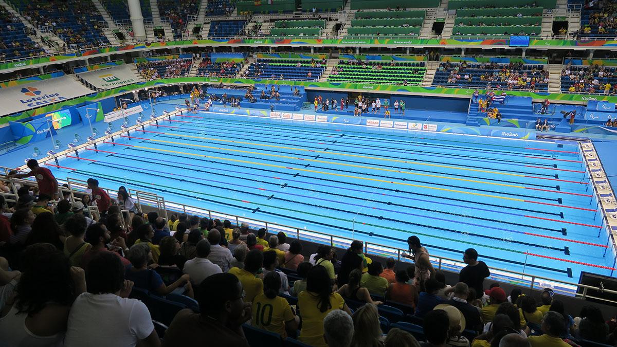 olympic aquatics stadium