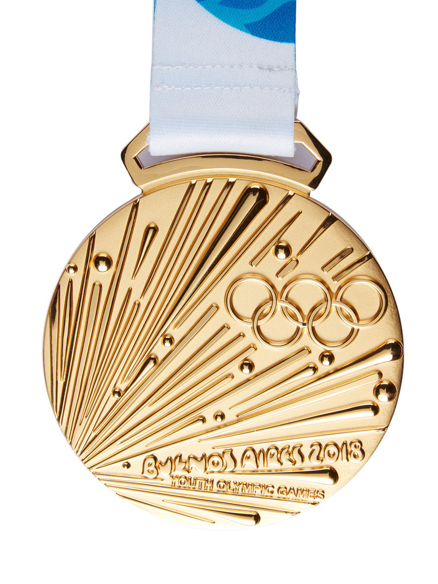 Pyeongchang 2020 Olympic Winter Games Medals By Country.Medal Design Architecture Of The Games