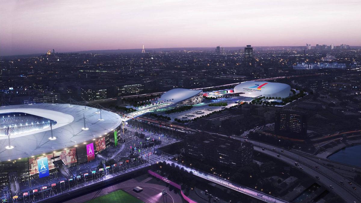 Paris 20 Changes in Venue Concept October 20 – Architecture ...